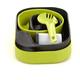 Wildo Camp-A-Box Duo Complete Stoviglie, posate e utensili da cucina giallo
